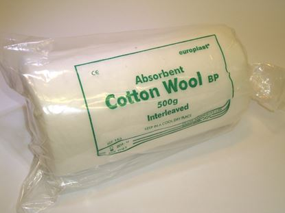 Picture of Cotton Wool Roll 500g