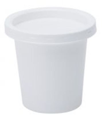 Picture of Disposable Sputum Pots with Lids (50)