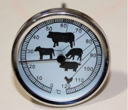 Picture of Dial Meat Thermometer