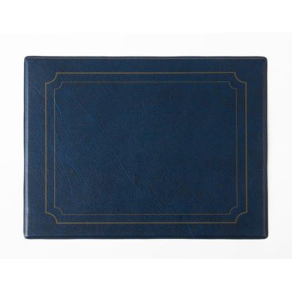 Picture of PVC Place mat (265x205mm) - Blue