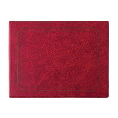Picture of PVC Place mat (265x205mm) - Burgundy