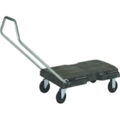 Picture of Rubbermaid triple trolley