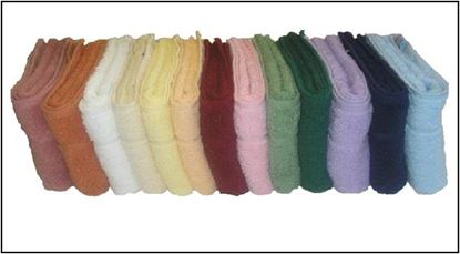 Picture of Face Cloth 500g - Dark Green (12)