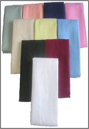Picture of FR Polyester Pillowcase - White