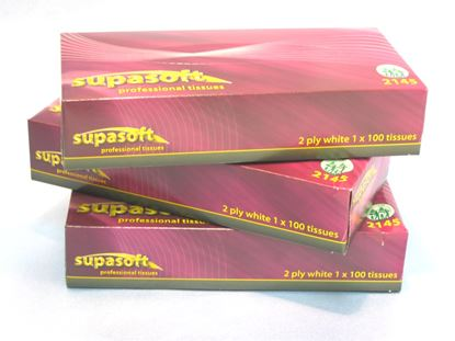 Picture of Facial Tissue 2 ply Case 36x100