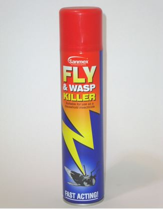 Picture of Fly & Wasp Killer ( 300ml )