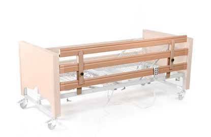 Picture of Full Length Height Extension Siderail Kit