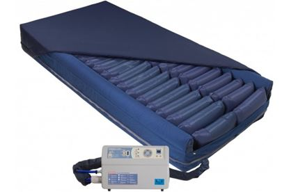 Picture of Rotational replacement mattress system