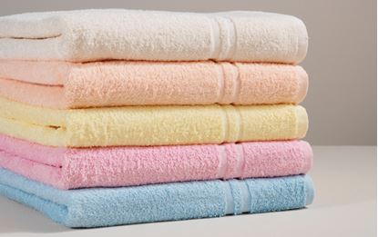 Picture of Hand Towel 500g - Light Blue (6)