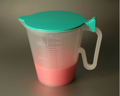 Picture of Graduated Jug with Lid 1000ml