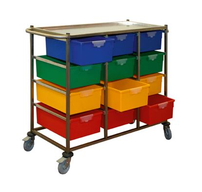 Picture of Karricart Combi - 12 Trays