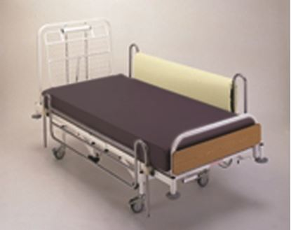 Picture of Long and High Bed Rail Bumper