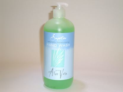 Picture of Superfine Moisturising handwash with Aloe Vera