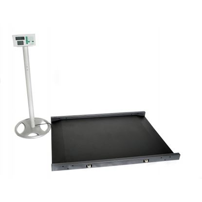 Picture of Class III Multi-Purpose Wheelchair Scale with Column