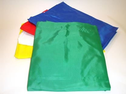 Picture of Nylon Laundry Bag - Green (1)