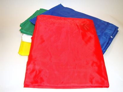 Picture of Nylon Laundry Bag - Red (1)