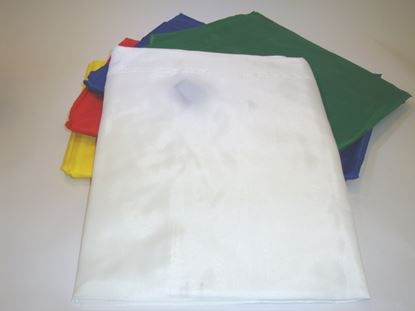 Picture of Nylon Laundry Bag - White (1)