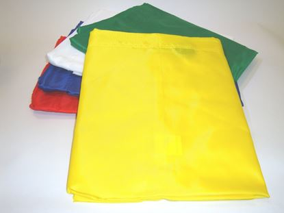 Picture of Nylon Laundry Bag - Yellow (1)