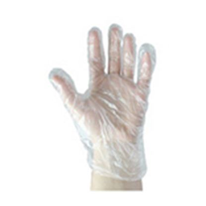 Picture of Polythene Gloves - Medium (100)