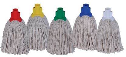 Picture of No 12 P.Y. Socket Mop - Green