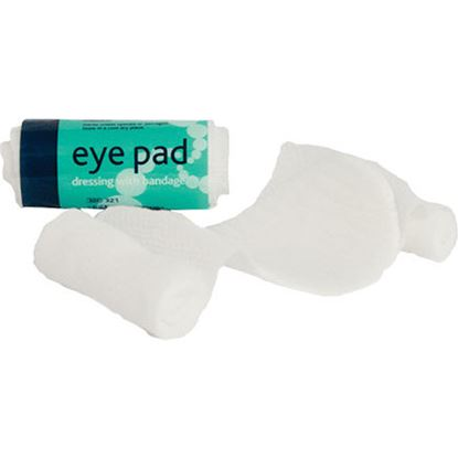 Picture of Sterile Eye Pad 85x55mm (20)