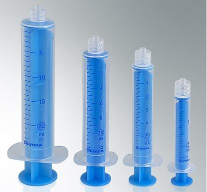 Picture of 5ml Syringe Luer Lok Case 100