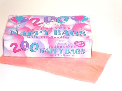 Picture of Scented Nappy Sacks (200)