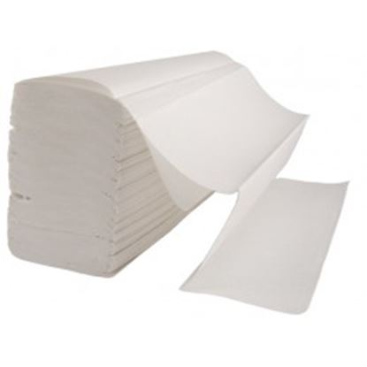 Picture of Inflight 2 Ply White Towel (2400)