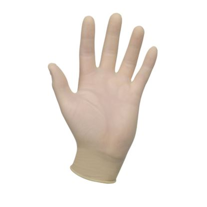 Picture of Sterile Latex Powder Free Gloves - Large (Pair)