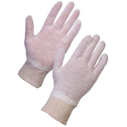 Picture of Stockinette Glove Liners -One size (Pair)