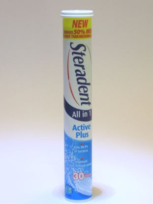 Picture of Steradent Tablets (30)