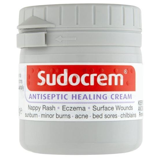 Sudocrem Baby Care. Source · Picture of Sudocrem antiseptic cream(60g)