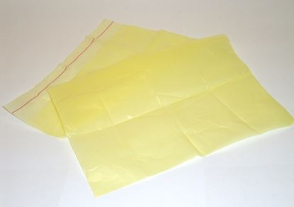 Picture of Small Yellow S. Seal Bags (200)