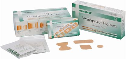 Picture of Fingertip Washproof Plasters (50)