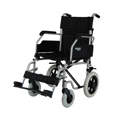 Picture of Transit Wheelchair - (Puncture Proof tyres)