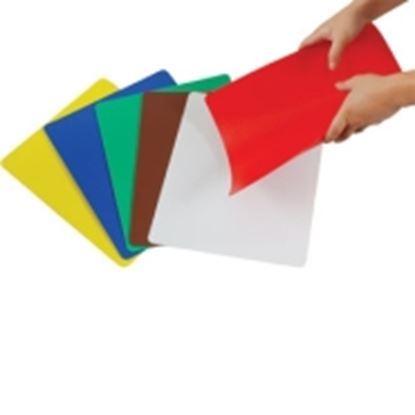 Picture of Hygieplas colour coded cutting mat set