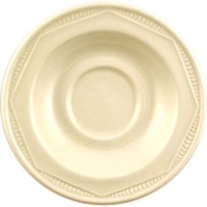 Picture of Monte carlo ivory tea saucer (36)