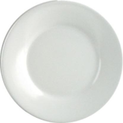 """Picture of Melamine Round Plate 7"""" (12)"""