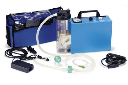Picture of 3 A Speed Battery Re-Chargable Aspirator