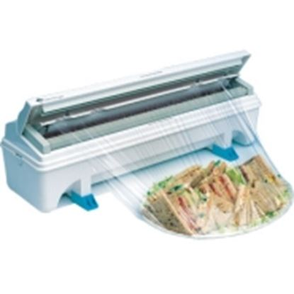 "Picture of Wrapmaster 12"" dispenser for foil or cling rolls"