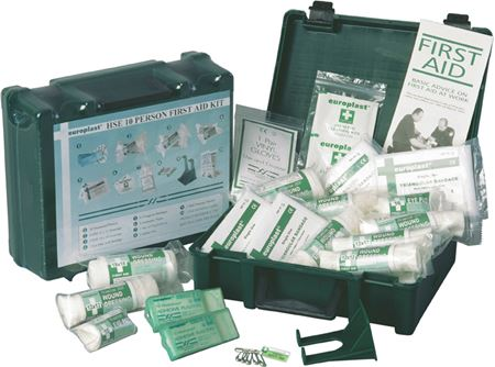 Picture for category Standard First Aid Kits