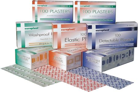 Picture for category Sterile Plasters