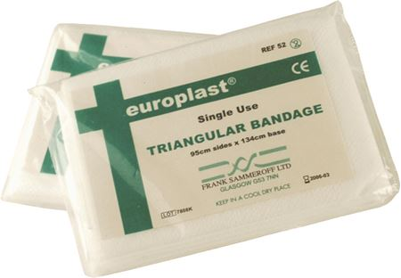 Picture for category Triangular Bandage