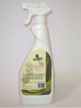 Picture for category Air and Fabric Freshener