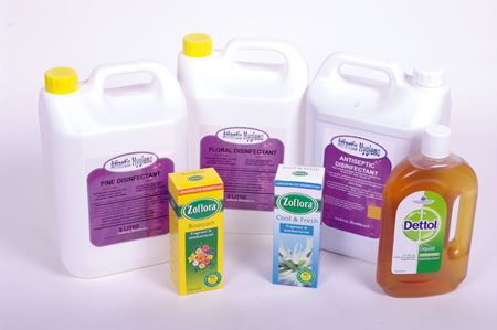 Picture for category Disinfectants