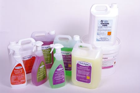 Picture for category Hard Surface Cleaners