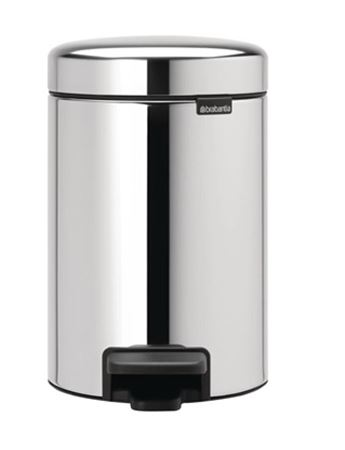 Picture for category Steel Body Pedal Bin