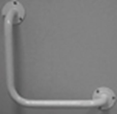 Picture for category Plastic Coated Angled Rail
