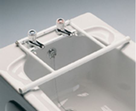 Picture for category Powder Coated Bath Rail