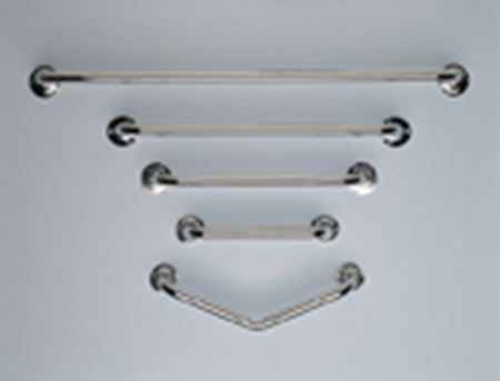 Picture for category Steel Grab Rails